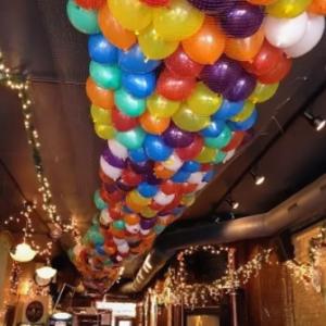 украшение праздников воздушными шарами
